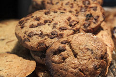 Small group of cookies. At St Miguel market Stock Photography