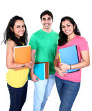 Small group of Indian friends. Royalty Free Stock Photography