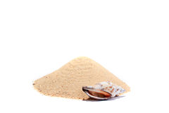 Small group of sand Royalty Free Stock Image