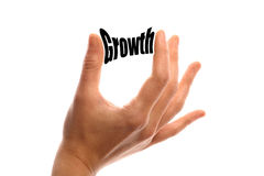 Small growth Stock Image
