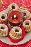 Small Gugelhupf Cake Royalty Free Stock Images