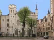 Small Guild in Riga stock image