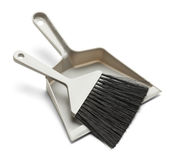 Small Hand Broom Stock Images