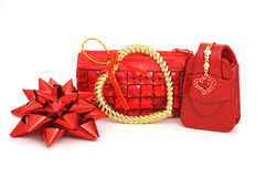Small handbags Royalty Free Stock Image