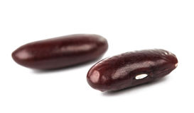 A small handful of red beans - Kidney Royalty Free Stock Photography