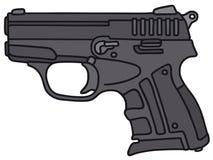 Small handgun royalty free illustration