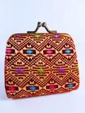 Small handmade bag Royalty Free Stock Image
