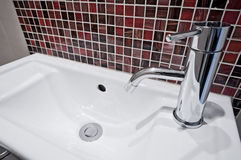 Small handwas basin Stock Photos