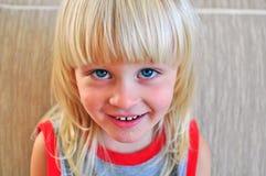 Small happy boy Stock Image