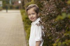 Small  happy boy Royalty Free Stock Photos