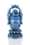 Small happy Buddha standing Royalty Free Stock Images