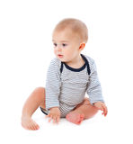 Small happy child Royalty Free Stock Image