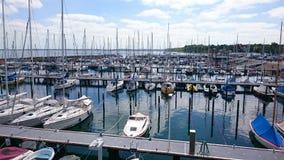 Small Harbor Stock Photo