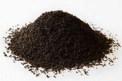 Small Heap of Black Tea Stock Images