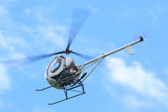 Small helicopter Stock Image