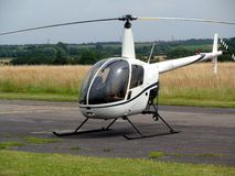 Small Helicopter Stock Images