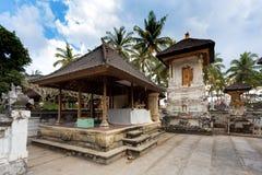 Small hindu temple Dalem Bungkut Stock Image