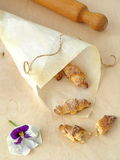 Small Homemade Rugelach Royalty Free Stock Images