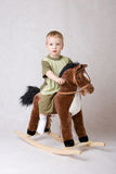 Small horseman Stock Photos
