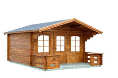Small house Royalty Free Stock Images