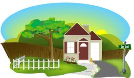 Free Small House Stock Photos - 1506463