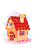 Small house Royalty Free Stock Photos