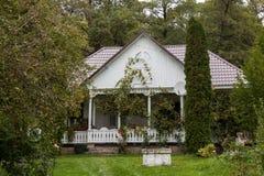 A small house Royalty Free Stock Photos
