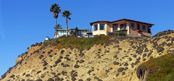 Small  house in California Stock Images