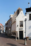 Small house in Kampen, Netherlands Stock Images