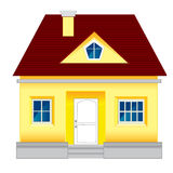 Small house Royalty Free Stock Photo