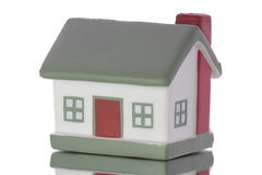 Small house model Stock Photography