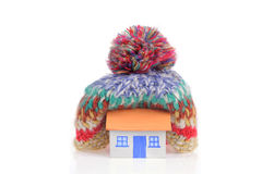 Small house Stock Images