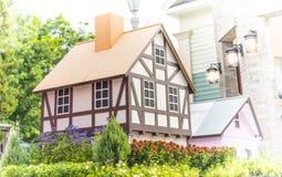 Small house Stock Photos
