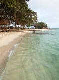 Small hut on the beach, Thailand. Small hut on the beach,Ko mun nork island, Thailand Stock Photography