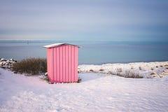 A small hut o Royalty Free Stock Photos