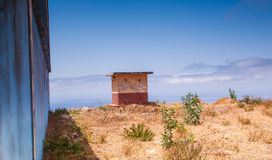 small hut Stock Image