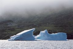Small Iceberg Royalty Free Stock Photo