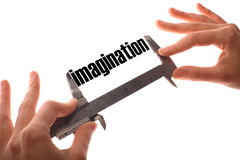 Small imagination Royalty Free Stock Image