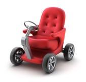 Small individual car Royalty Free Stock Image