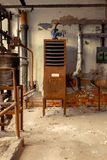 Small industrial furnace Stock Image