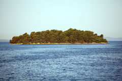 Small island. Stock Image