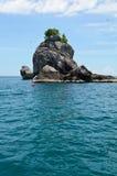 Small Island Stock Image