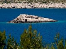 Small island Stock Photography