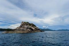 The small island of Andaman sea Royalty Free Stock Photography