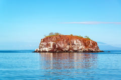 Small Island in the Galapagos Islands Stock Photos