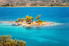 Small island, Greece Stock Photography