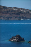Small island in Greece Royalty Free Stock Photography