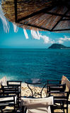 Small island in Greece, Zakynthos Royalty Free Stock Images