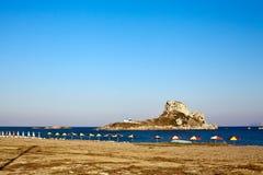 Small Island Kastri Stock Photo