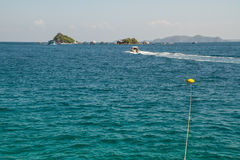 Small island near Koh Chang. Stock Photos